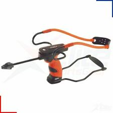 Barnett Cobra Catapult With Sight Powerful Arm Hunting Slingshot + BB Ammo