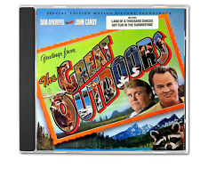 The Great Outdoors (1988) Special Edition Film Soundtrack Cd R&B Soul 80's Pop