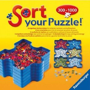 Ravensburger Sort your Puzzle trays - 179343