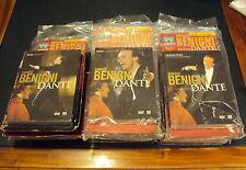 ROBERTO BENIGNI * Tutto DANTE * 15 DVD tutti nuovi e sigillati (Serie Completa)