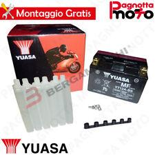 BATTERIE YUASA YT12A-BS C/ACIDE APRILIA RSV4 R 1000 2011>
