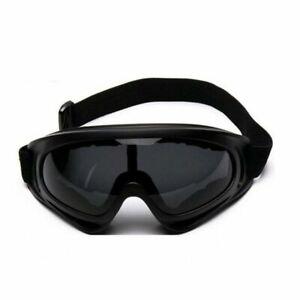 Snow Ski Gray Goggles Men Anti-fog Lens Snowboard Snowmobile Motorcycle
