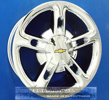"CHEVY SSR 19x8 20X10 INCH CHROME WHEEL EXCHANGE CHEVROLET SS R 19/20"" RIM TRADE"