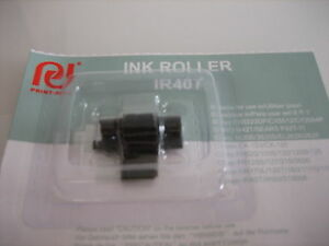 2 Paint Rollers/2 Inrolls for Canon IR40T Casio 110CR 116ER 120CR