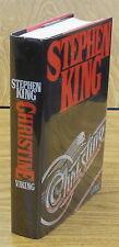 Stephen King.  CHRISTINE.  Viking, 1983.  1st HC/DJ.  F/F.  Scarce In Nice Shape