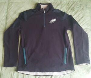NFL Youth Philadelphia Eagles fleece sweater Size L(14-16)