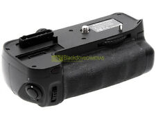 Nikon impugnatura verticale x Nikon D7000 ricaricabile + battery pack x stilo AA