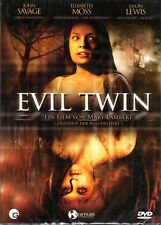 Evil Twin , Slipcase , 100% uncut , new and sealed , John Savage , the Attic