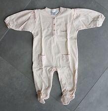 ❤ Schiesser Schlafanzug/Strampler Gr. 68 apricot ❤ NEU