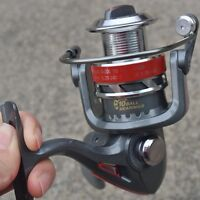 Alloy Fishing Spinning Reels Fly Wheels Reel 10BB 5.1:1 Saltwater Fishing Tackle