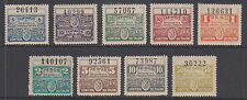 Argentina, Santa Fé, 1915 Comision de Fomento Revcenues, 9 Control de Talon