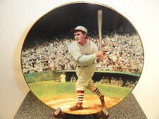"Rogers Hornsby ""The .424 Season "" Limited Edition Plate"