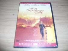 Fantasy Drama Movie: What Dreams May Come! Brand New & Factory Sealed!