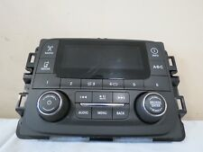 15 16 17 Dodge Ram 1500 Multimedia Player Satellite Radio AM FM Receiver OEM