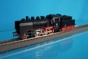 Marklin 3003 DB Steamer Black with Tender Br 24 version 12 OVP