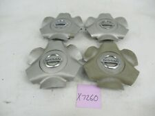 "Center Caps Hubcaps Nissan Pathfinder 99-02 40342-5W515 Spoke 16"" Wheel Oem Set"