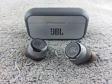 JBL Reflect Flow True Wireless Earbuds - Silver - Used
