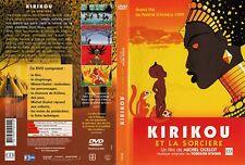 Kirikou et la sorcière | DVD