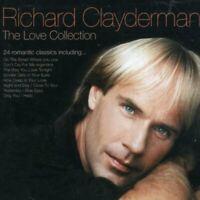 Richard Clayderman - Love Collection Richard Clayderman [New CD]