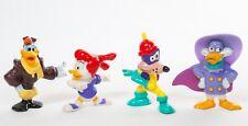 Disney Kelloggs PVC Collectible Figurines - Darkwing Duck - Launchpad, Megavolt