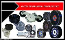 Gates Idler Pulley-A.C FIT SUBARU LIBERTY 2.5L 4 Cyl. EJ25 DOHC 1994-On