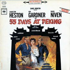 Dimitri Tiomkin - 55 Days at Peking [New CD] Manufactured On Demand