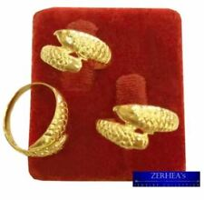 ZERHEA's Lucky Arwana Ring 18k