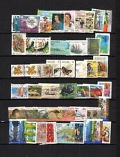 Australia COLLECTION of  POSTALLY USED COMMEMORATIVE MODERN STAMPS  LOT (AUS 2)