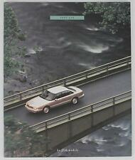 Oldsmobile 1995 LSS Sales Brochure / Literature