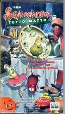Uno schiaccianoci tutto matto (1999) VHS  Columbia - new cellophanato