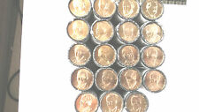 2012  to 2016 P  Presidential Dollar  19 coins  COMPLETE SET HARD TO FIND
