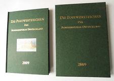 JAHRBUCH 2009 DIE POSTWERTZEICHEN DER BUNDESREPUBLIK DEUTSCHLAND
