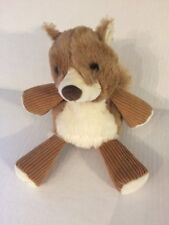 "Scentsy Buddy Plush Doll Rare Retired Sunny Squirrel Small 9"" NO Scent Pak pack"