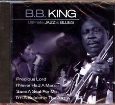 B.B. King / Ultimate Jazz & Blues - New & Sealed
