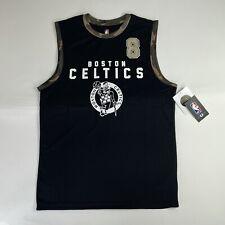 Boston Celtics Jersey S & Medium Mens Black Green Kemba Walker #8 NBA Unk New