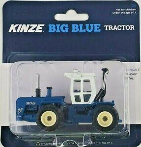 SpecCast 1:64 Kinze Big Blue 640 Tractor