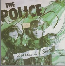 "7"" Police Message In A Bottle / Landlord 70`s CBS A&M"