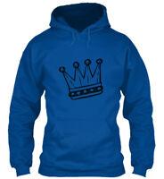 Premium Crowns Gildan Hoodie Sweatshirt Gildan Hoodie Sweatshirt