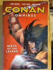 Conan Omnibus v1 Birth of the Legend great condition Kurt Busiek