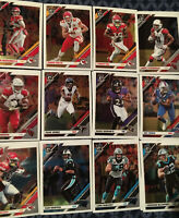 2019 Donruss Optic Football Veterans (Complete Your Set You Pick) 1-100 Base NFL