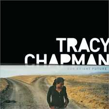 Our Bright Future - Chapman, Tracy - CD New Sealed