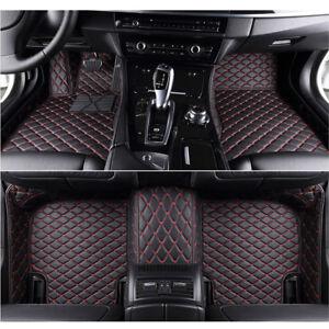 Car Mats For MINI Clubman Car Floor Mats Carpets Waterproof pads Auto Mats