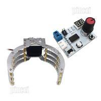 Robot Claw Clamp Holder Gripper Aluminium Arm with Servo Tester for Arduino DIY