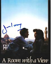 James Ivory signed Room 8x10 photo. In Person Photo Proof. Director Howard's End