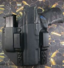 Hunt Ready Holsters: Walther PPQ M2 40 LH IWB Holster with Extra Mag Carrier