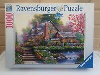 Ravensburger Romantic Cottage 1000 Piece Jigsaw Puzzle