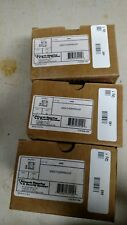 LOT OF 3***NEW EDWARDS FIRE ALARM BACKBOX Weather proof 449 protection equipment