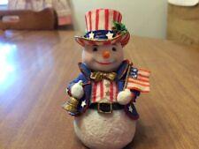 Vintage Roman, Inc. Snowman - American 71262