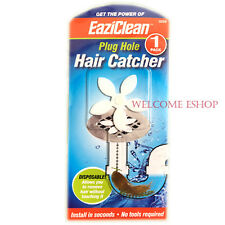 Eaziclean Plug Hole Hair Catcher