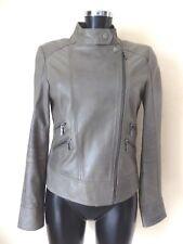 Version Originale - Leather Jacket Lamb - Size M either 38fr - Authentic